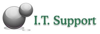 I.T. Suport logo